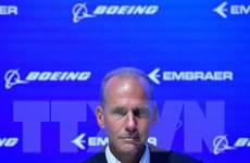 Giám đốc điều hành Boeing sắp ra điều trần trước Quốc hội Mỹ