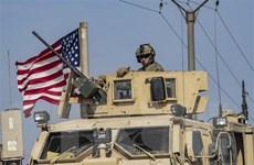 Mỹ duy trì binh lính bảo vệ các mỏ dầu ở Đông Bắc Syria