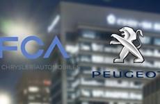 Fiat Chrysler và Peugeot đàm phán về khả năng sáp nhập