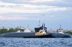 Nga: Tàu ngầm hạt nhân Knyaz Vladimir lần đầu phóng thử tên lửa Bulava