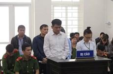 Hà Nội: Phạt tù nhóm lãnh đạo công ty câu kết lừa đảo ngân hàng