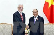 Việt Nam luôn củng cố, tăng cường quan hệ Đối tác chiến lược với Đức