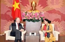 EP đánh giá cao sự sẵn sàng của Việt Nam với EVFTA và IPA