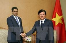 Tạo điều kiện cho doanh nghiệp UAE mở rộng đầu tư tại Việt Nam