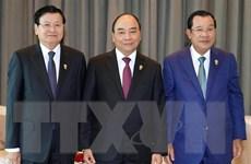 Thủ tướng Nguyễn Xuân Phúc tiếp xúc bên lề Hội nghị Cấp cao ASEAN 35