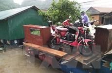 Ứng phó có hiệu quả và khắc phục kịp thời hậu quả của bão, mưa lũ