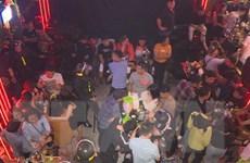 Đắk Lắk: Phát hiện gần 90 đối tượng sử dụng ma túy trong quán bar