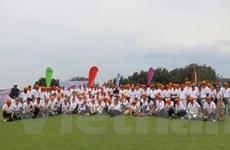 Giải đấu kỷ niệm 10 năm thành lập Hiệp hội Golf Việt Nam ở Australia