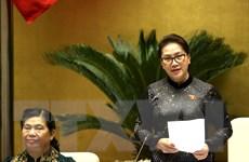 Chủ tịch Quốc hội: Các đại biểu hài lòng về nội dung trả lời chất vấn