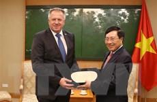 Việt Nam muốn thúc đẩy hợp tác thương mại, đầu tư với Slovenia