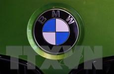 Nhà sản xuất xe BMW ghi nhận doanh số cao kỷ lục trong tháng 10