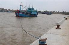 Đêm 9/11, vùng biển ngoài khơi Đà Nẵng-Ninh Thuận có gió mạnh cấp 6-7