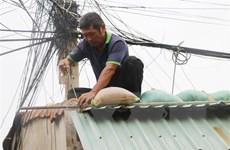 Phú Yên cương quyết di dời dân ở vùng bị ảnh hưởng bão số 6