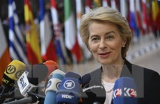 Chủ tịch đắc cử EC khẳng định sự đoàn kết trong EU trong vấn đề Brexit