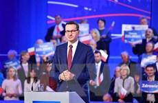Thủ tướng Ba Lan thành lập chính phủ mới sau chiến thắng áp đảo