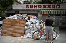 Báo động tình trạng rác thải bao bì tại Trung Quốc