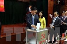 Ông Phạm Xuân Thăng làm Phó Bí thư Thường trực Tỉnh ủy Hải Dương