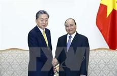 Thủ tướng tiếp Viện trưởng Viện nghiên cứu Đông Á của Nhật Bản