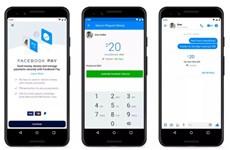 Dịch vụ thanh toán Facebook Pay chuẩn bị được triển khai tại Mỹ