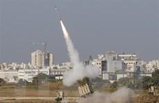 190 rocket bắn vào Israel, căng thẳng leo thang tại Dải Gaza