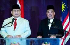 Malaysia và Indonesia tăng cường hợp tác quốc phòng