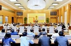 Sắp xếp đơn vị hành chính cấp huyện, xã: Khó xử lý công chức dôi dư
