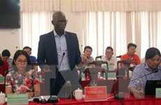 Phú Yên cam kết sẽ là đối tác địa phương tin cậy của WB