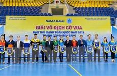 Gần 100 kỳ thủ tranh tài ở Giải vô địch cờ vua đấu thủ mạnh toàn quốc