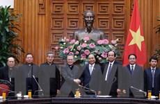 Đồng bào Công giáo tiếp tục đóng góp xây dựng và bảo vệ Tổ quốc