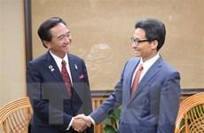 Hợp tác giữa các địa phương Việt Nam và Nhật Bản tiếp tục phát triển