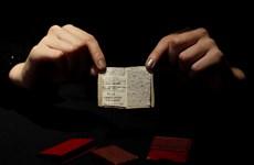 Bản thảo 'mini' độc đáo của nữ văn sỹ Charlotte Bronte trở về quê nhà