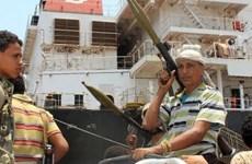 Yemen: Lực lượng phiến quân Houthi bắt giữ 3 tàu trên Biển Đỏ