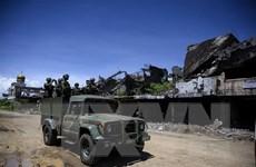 Quân đội Philippines tiêu diệt sáu nghi can khủng bố