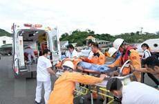 Khánh Hòa: Đưa du khách Nhật Bản bị đột quỵ trên biển vào bờ chữa trị