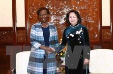 Hợp tác Việt Nam và Tổ chức quốc tế Pháp ngữ ngày càng phát triển