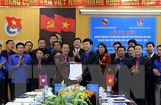 Thanh niên tỉnh Thanh Hóa và Houaphanh của Lào tăng cường hợp tác