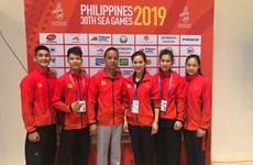 SEA Games 30: Đội tuyển Pencak Silat xuất sắc hoàn thành chỉ tiêu