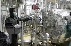 Iran dự kiến ra mắt máy ly tâm làm giàu urani thế hệ mới