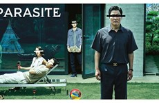 Phim 'Ký sinh trùng' gặt hái hàng loạt giải thưởng điện ảnh tại Bắc Mỹ
