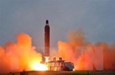 Hội đồng Bảo an Liên hợp quốc triệu tập họp về vấn đề Triều Tiên