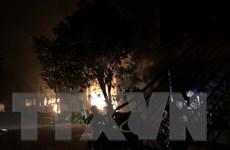 Lâm Đồng: Cháy nhà trong đêm, bốn người trong một gia đình tử vong