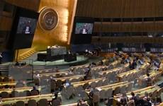 Việt Nam tham dự phiên họp của Đại hội đồng Liên hợp quốc khóa 74