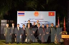 Đại sứ Việt Nam tại Thái Lan khẳng định đội quân hùng mạnh, hiện đại