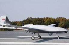 Thổ Nhĩ Kỳ điều máy bay không người lái tới miền Bắc đảo Cyprus