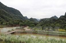 Kiên quyết xử lý hành vi xây dựng sai phép tại Khu du lịch Thung Nham