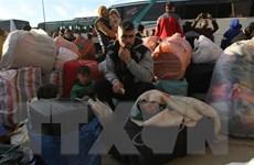 Thổ Nhĩ Kỳ thất vọng về các cam kết đối với 'vùng an toàn' ở Syria