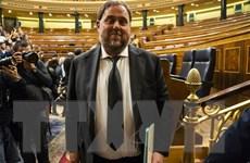 Tòa án châu Âu yêu cầu trả tự do cho cựu Phó Thủ hiến vùng Catalonia