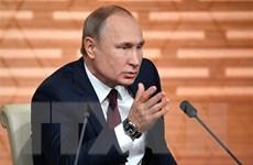Gần 1.900 phóng viên đăng ký dự họp báo cuối năm của Tổng thống Nga