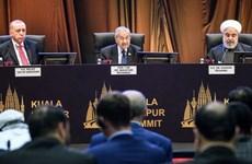 Thượng đỉnh Kuala Lumpur phơi bày sự chia rẽ trong thế giới Hồi giáo