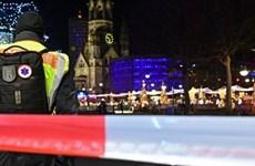 Đức sơ tán khu chợ Giáng sinh từng bị tấn công năm 2016